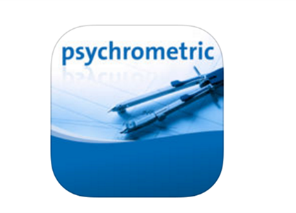 Gratis Psychrometric diagram app